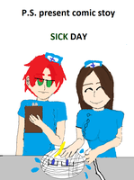 Sick Day :coming Soon!: by girlnephilim90