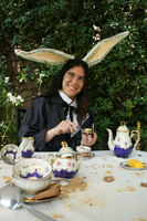 Tea with march hare by Dake-Naita