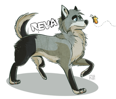 Reva Bday gift by n-oodle