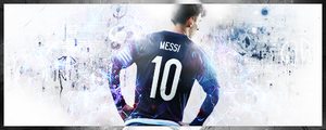 Messi by MorBarda