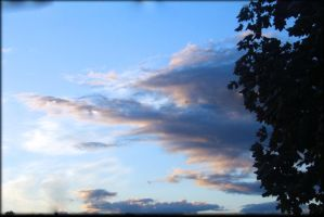 Clouds1 by WolfPrincess-Stock
