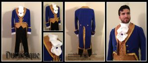 Prince Adam/Beast Costume by Durnesque