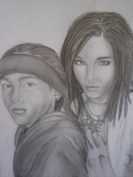Twins Kaulitz 8.05.09 by angelteva