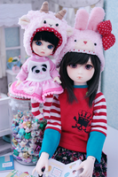 wearing lalatroop hats by cyristine