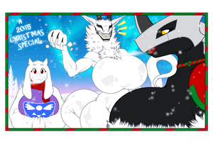 A 2015 Christmas Special_colored an in progress by wsache2020