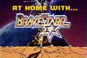 At Home With Bravestarr by HeroPix