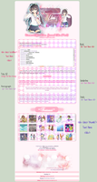 :C: HinamoriOfficialAmu Journal Skin by Hinachuu