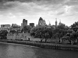 London Tower by little-billie