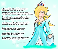 Rosalina: The Way We Are by Xero-J