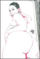 KIYAH RAIN 2 PBB PENCIL by Artistik-Bootya