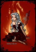 Harmonia: Goddess of concord. by Red-Queen666