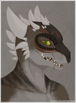 Argonianhisshiss by Pa1nful