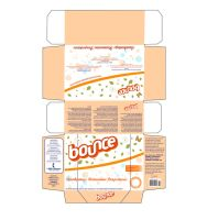 Bounce package design by Kaly89
