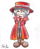 Alucard chibi by Tom-Ka
