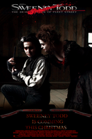 Sweeney Todd Movie Poster 7 by scionjon