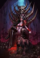 The Undead Queen by Shinsen