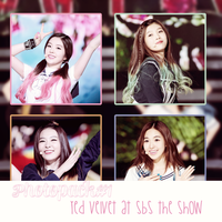Photopack#1 Red Velvet by comcao by Comcao