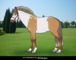 4645 Rangoon *SOLD* by HoT-Stables