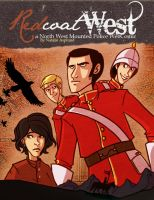 Redcoat West Title Page by NatAsplund