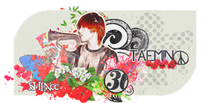 Signature taemin by Partusan