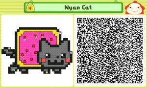 Pushmo : Pullblox - Nyan Cat by Flyffel