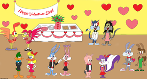 Acme Loo Valentines Dance by JDE10