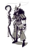 W20140121 - Warlock dude by StMan