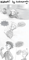 Kidlock. (carl powers) by ilcielocapovolto