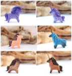Unicorns Little Totems by hontor