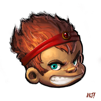 Monkey King by njay