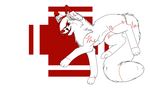 Red Cross Project by whitewolfspup