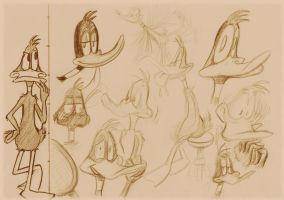 (Not Yankee but Finn) Doodle Daffy! by SnappySnape