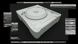 Turntable by pitkon