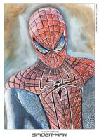 Spiderman by LukeFielding