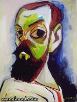 Henri Matisse by manohead
