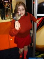 Velma the Mystery at Comic Con by miss-kitty-j