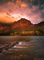 Thunder light by PeterJCoskun