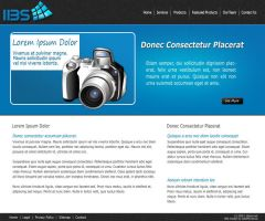 Client Website - Mockup 2 by datamouse