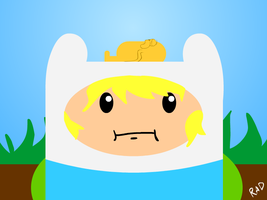 Finn and jake by ilumintor