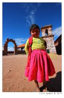 Titicaca Girl by gomes