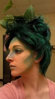 Tinker Bell - Stage Makeup by darlingdilemma