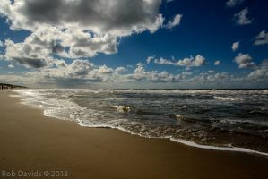 0637 Beach of Callantsoog by RobDavids-DigitalArt