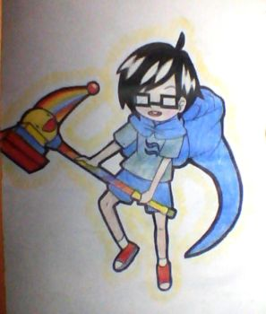 John Egbert by YaoiFanFic