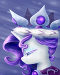 Platinum Rarity by IFtheMaineCoon