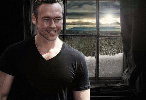Kevin Durand - Sleeping Giant by AMANDABOMINATION