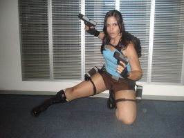 Lara Croft_ BGS 2011 by Jessie-TR