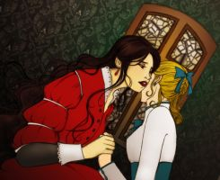 Carmilla: You Are Mine by UndeadPrincess