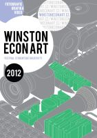 Poster WINSTON ECON ART 2012 by BlueWizardCz