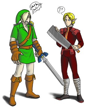 This Link's Gone Viral by Fuzzypop