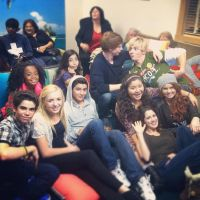 Jessie and Austin and Ally crew by sandy4